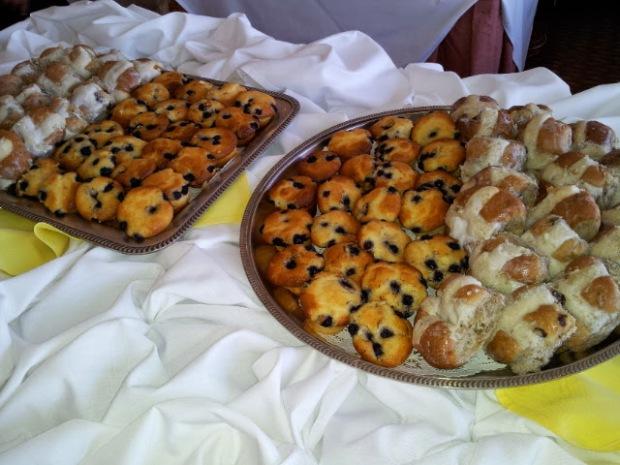 Breakfast Pastry for Easter