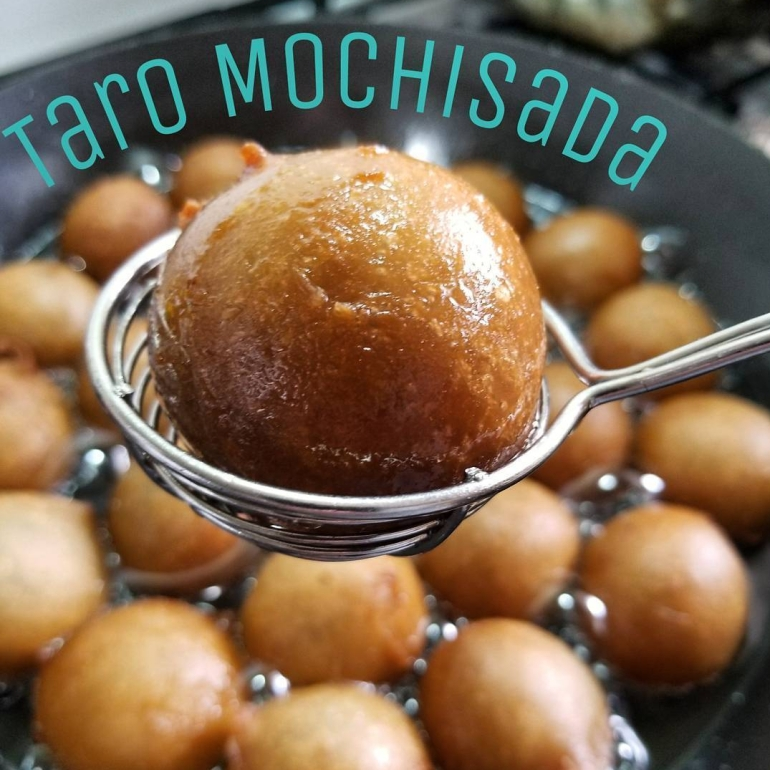 Taro Mochisada in the Fryer